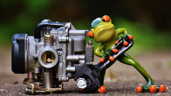 Comment nettoyer un carburateur de scooter?